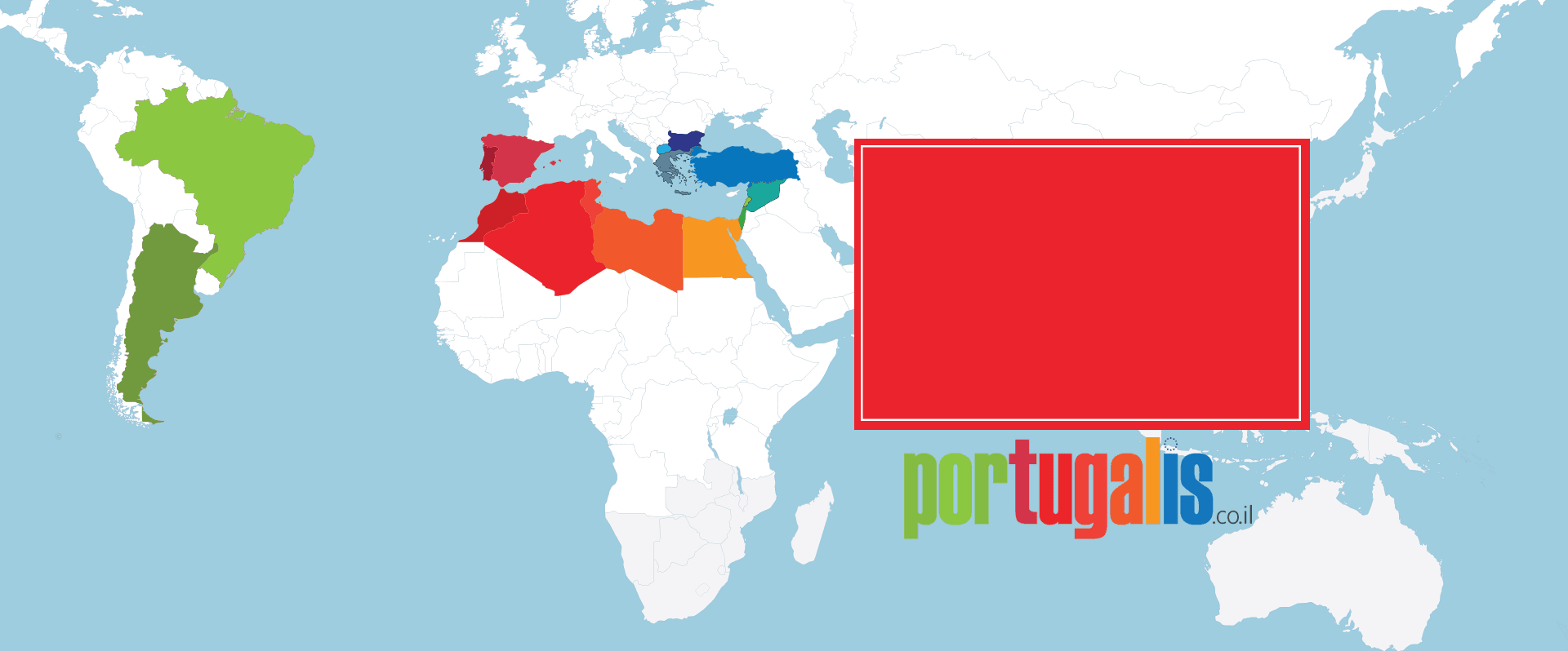 ארצות המוצא העיקריות המזכות באזרחות פורטוגלית-אירופאית: מרוקו, אלג'יר, טוניס, לוב, מצרים, יוון, טורקיה, בולגריה, ארצות הבלקן, סוריה, לבנון, דרום אמריקה